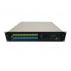 PON CATV EDFA 16 порта x 19dbm
