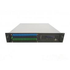 PON CATV EDFA 32 порта x 20dbm