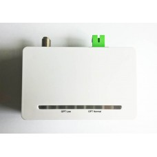XCOM100A FTTH optical receiver with AGC