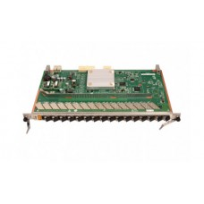 Huawei 16-GPON Port Interface Card with C+ SFP module