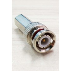 BNC Twist connector RG59/RG6