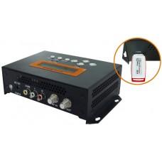 XC2501 Енкодер модулатор с 1 AV входа и 1 QAM DVB-C изход