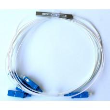 Mini PLC Splitter 1/4 SC/PC