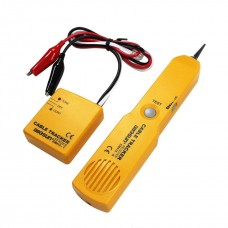Sound cable tester