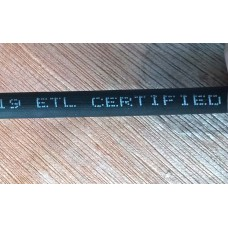 FTP Cat5e 24AWG CU grey or black ETL
