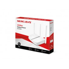 Безжичен рутер Mercusys MW305R, N300, 4x10/100Mbps