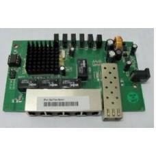 4 портов 10/100/1000M + 1SFP Port VLAN switch ПРОМОЦИЯ
