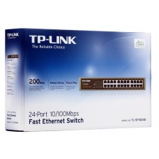 Switch 24port  x 10/100Mbit TP-LINK