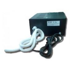 Захранващ трансформатор 220/60V - 200W