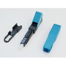 Бърз конектор SC/PC за механичен сплайс за FTTH кабел Модел 2