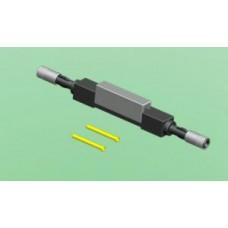 Конектор за съединяване на оптични влакна