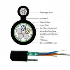Оптичен кабел GYFC8Y 48 влакна с носещо въже