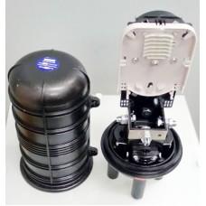 Оптична муфа D015 (12F) без закрепващ елемент за стълб