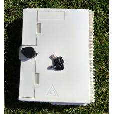 Оптична кутия с 2 входа и 16 изхода (модел 910)