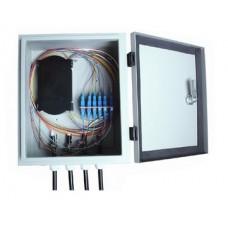 Метална кутия със сплайс касета (30см/25см/15см)