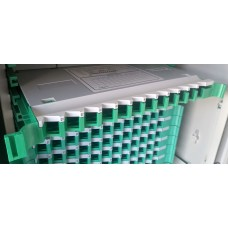 Сплайс касета 12 влакна за ODF шкаф