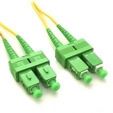 Пач корд SC/APC-SC/APC SM, Duplex 3m