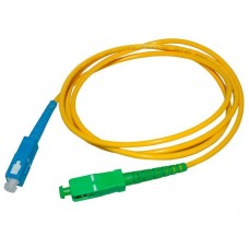 Пач корд SC/PC-SC/APC SM, Simplex 1m