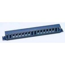 Аранжиращ панел 40х40 с кабелен канал PVC
