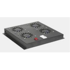 Вентилаторен блок за 19 RACK - 4 вентилатора