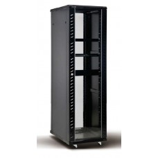 Rack 25U 800x1000 W800/D1000/H1200 perforated door