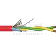 ELAN Пожароустойчив кабел 2x1.50 GR3 400V
