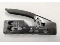 Клещи кримпващи XC-768 RJ45 Cat.7/Cat5e RJ11